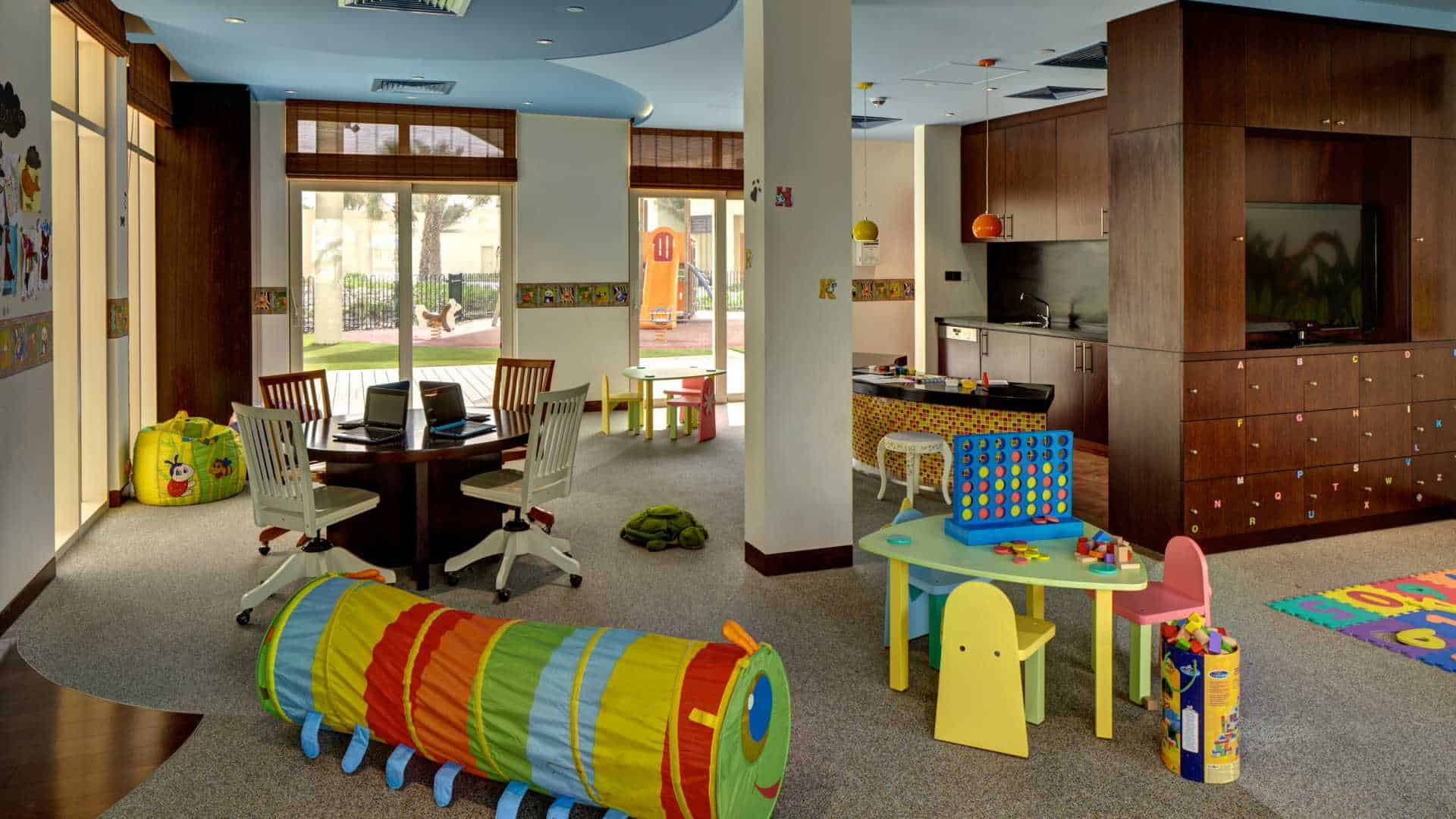 Park Hyatt Abu Dhabi Camp Hyatt Kids Club