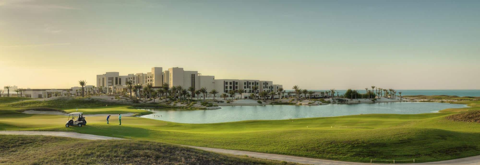 Park Hyatt Abu Dhabi Saadiyat Beach Golf Course