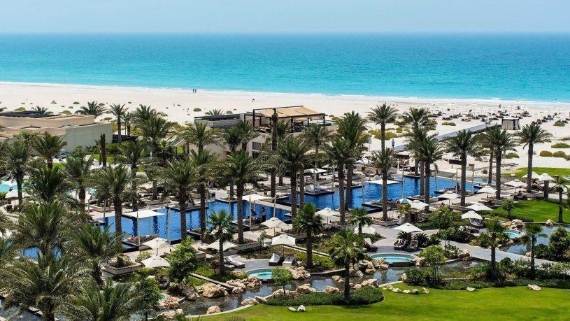 Park Hyatt Abu Dhabi overview