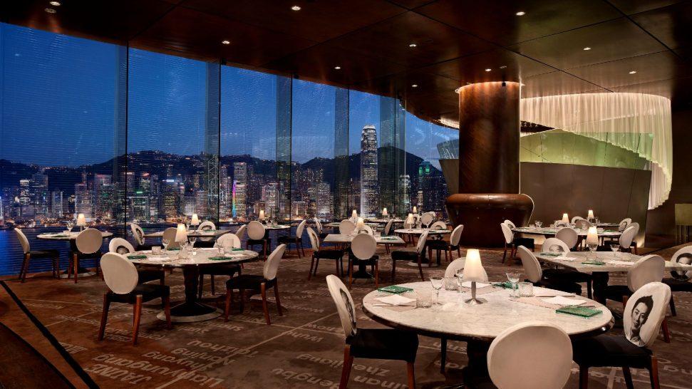 The Peninsula Hong Kong Felix Restaurant