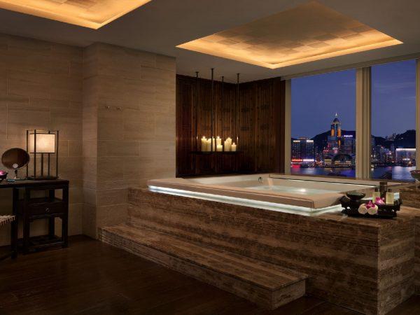 The Peninsula Hong Kong Spa Couple's Suite