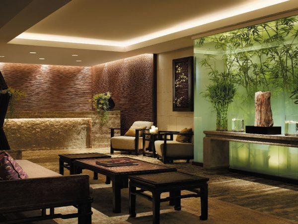 The Peninsula Hong Kong Spa Reception