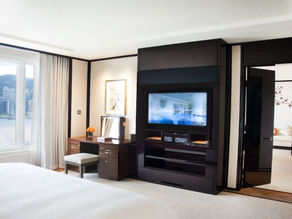 The Peninsula Hong Kong Superior HV Suite Bedroom