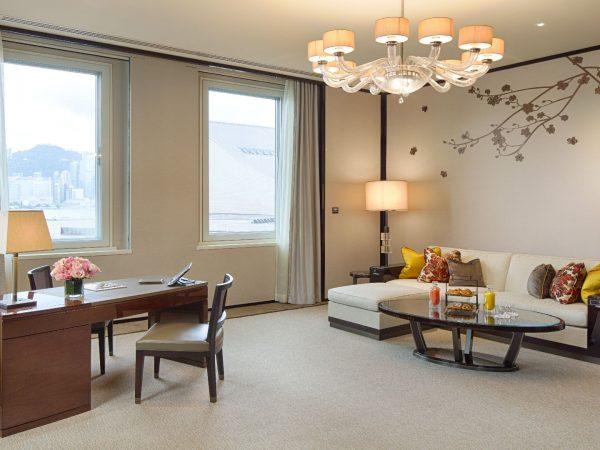 The Peninsula Hong Kong Superior Suite