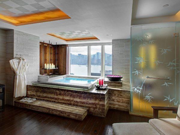 The Peninsula Hong Kong VIP Couple's Spa Suite