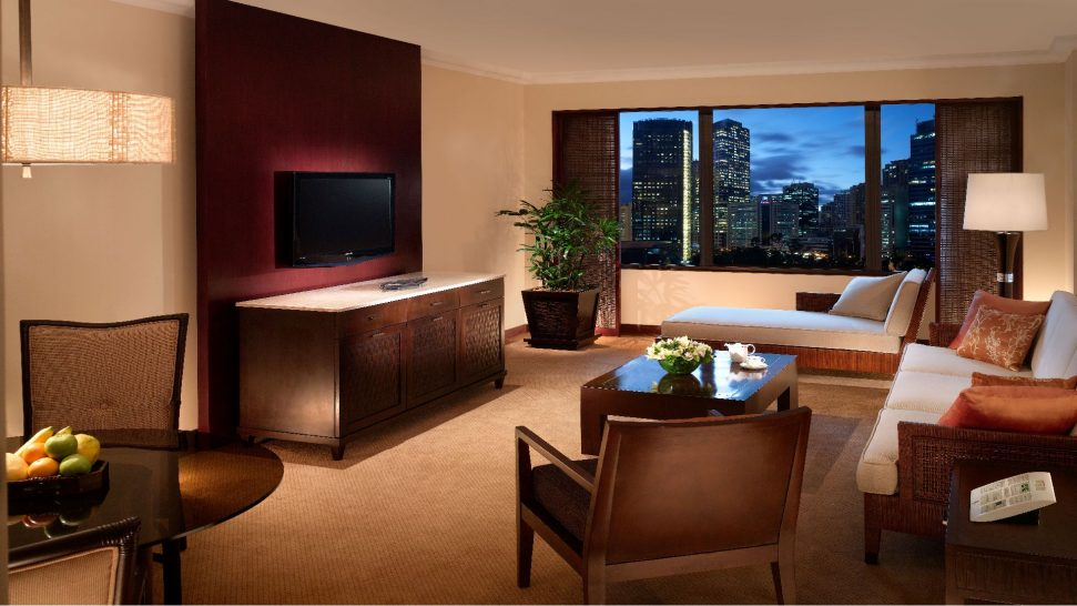 Peninsula Manila Executive Suite