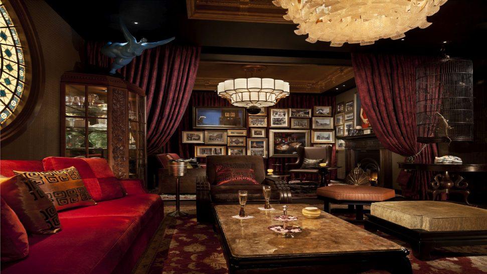 Peninsula Manila Salon de Ning Shanghai Room