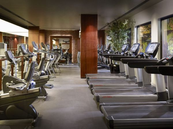 Peninsula Manila The Fitness Centre