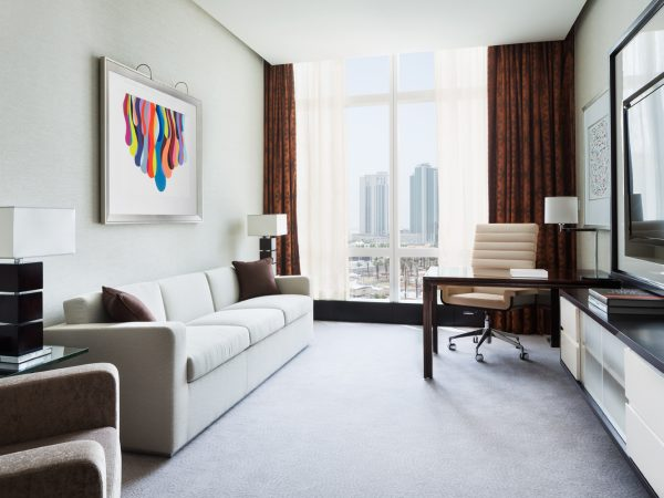 Rosewood Abu Dhabi Classic Suite