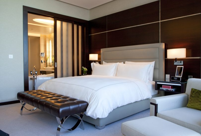 Rosewood Abu Dhabi Deluxe Room