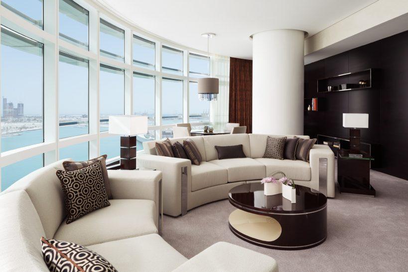 Rosewood Abu Dhabi Executive One-Bedroom Suite
