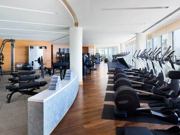 Rosewood Abu Dhabi Fitness Center