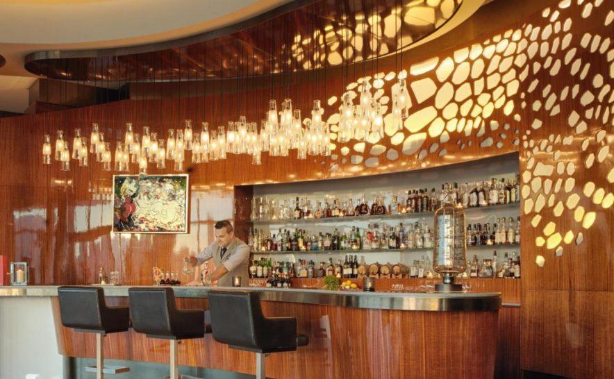 Rosewood Abu Dhabi Hidden Bar