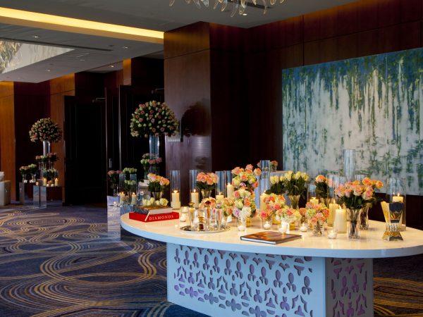 Rosewood Abu Dhabi Lobby