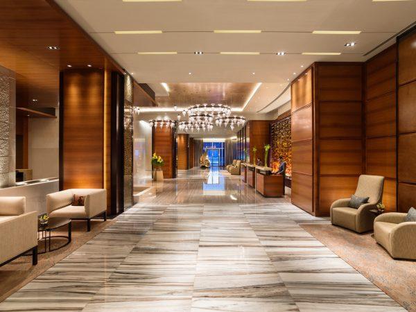 Rosewood Abu Dhabi Lobby View