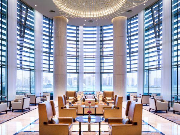 Rosewood Abu Dhabi Majlis Lobby Lounge