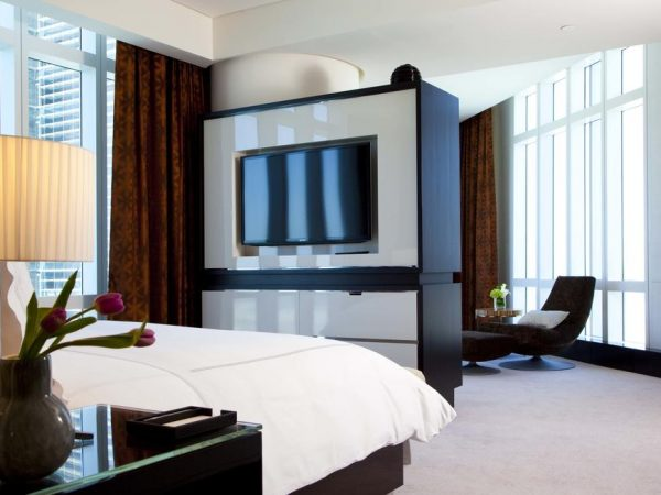 Rosewood Abu Dhabi Manor Club Room