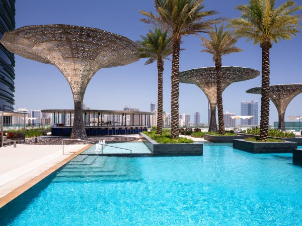 Rosewood Abu Dhabi Pool