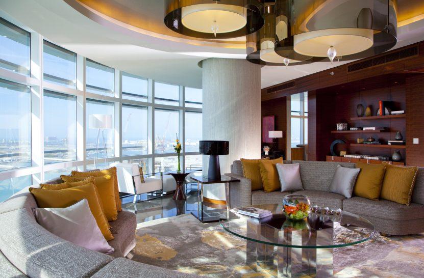 Rosewood Abu Dhabi Rosewood Two Bedroom Suite