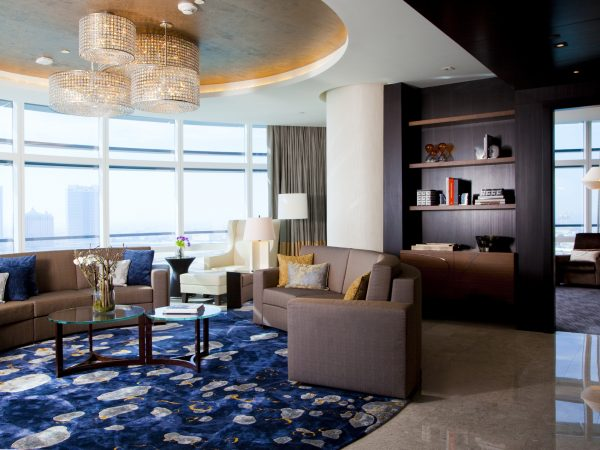 Rosewood Abu Dhabi Royal Two Bedroom Suite