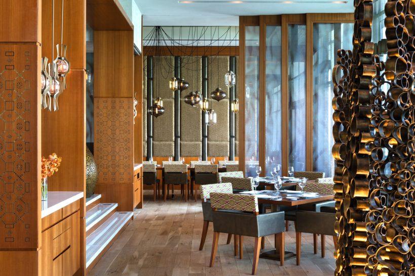 Rosewood Abu Dhabi Sambusek