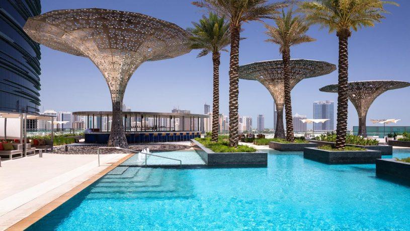 Rosewood Abu Dhabi Swimming Pool