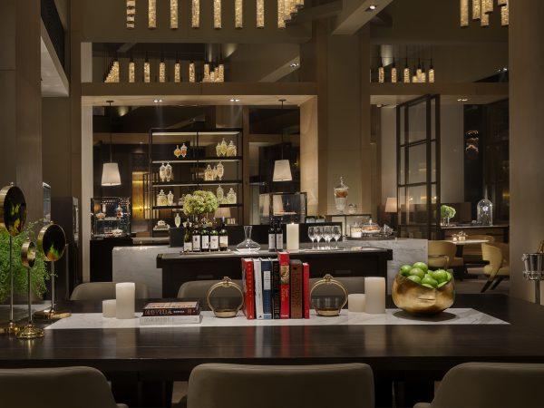 Rosewood Beijing Bistrot Lounge Bar