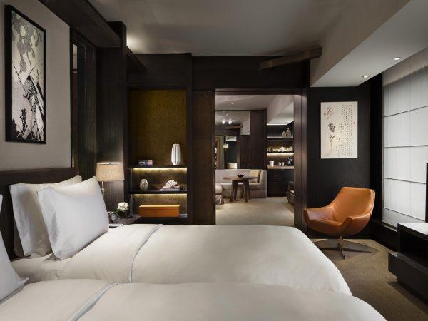 Rosewood Beijing Deluxe Room