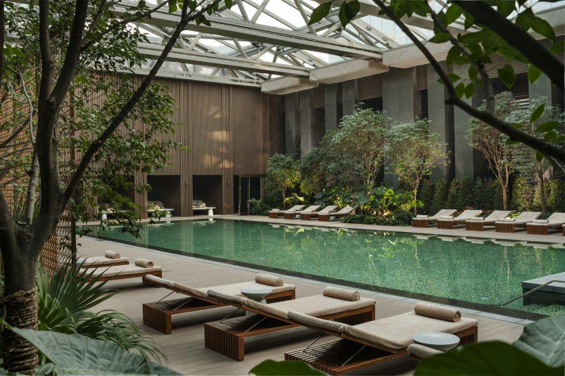 Rosewood Beijing Pool