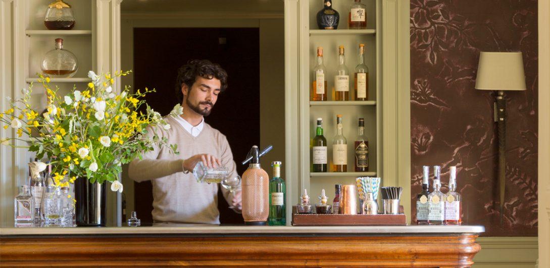 Rosewood Castiglion del Bosco CD bar