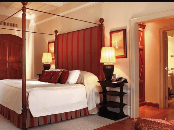 Rosewood Castiglion del Bosco Borgo Suite