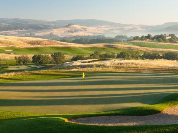 Rosewood Castiglion del Bosco Golf