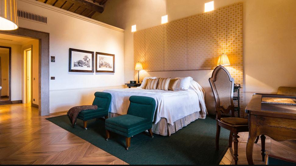 Rosewood Castiglion del Bosco Terrace Suites