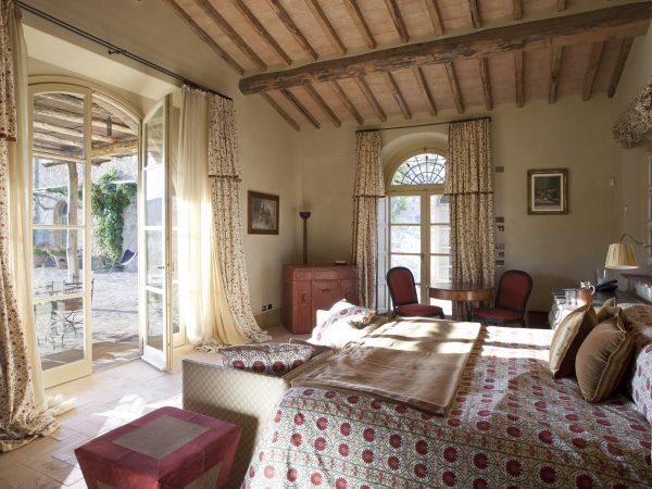 Rosewood Castiglion del Bosco Villa Gauggiole