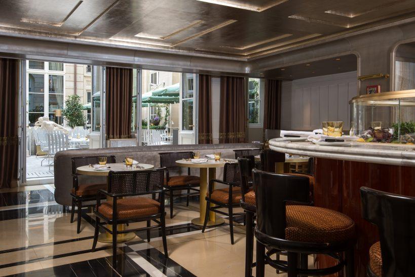 Rosewood De Crillon Paris Brasserie d'Aumont