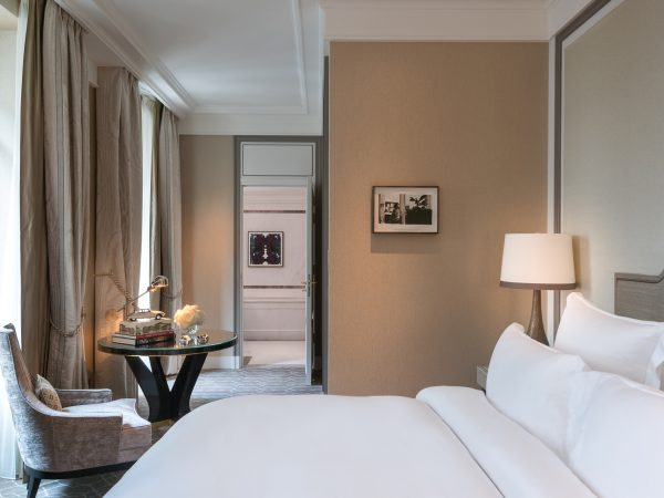 Rosewood De Crillon Paris Deluxe Room