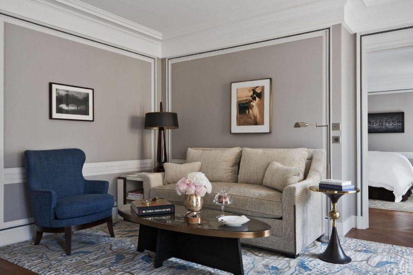 Rosewood De Crillon Paris Deluxe Suite