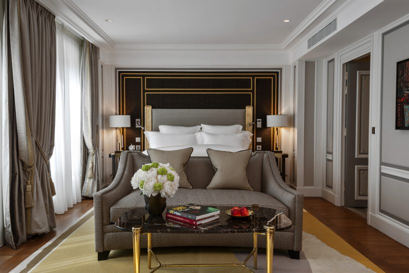Rosewood De Crillon Paris Grand Premier Room