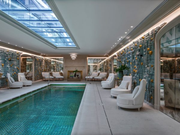 Rosewood De Crillon Paris Pool