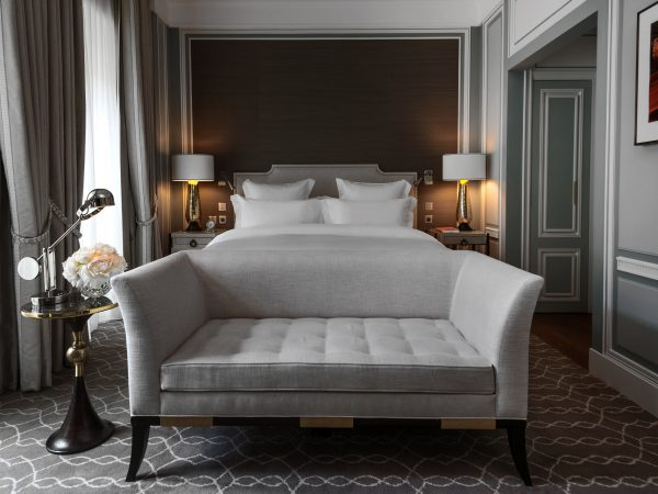 Rosewood De Crillon Paris Premier Room