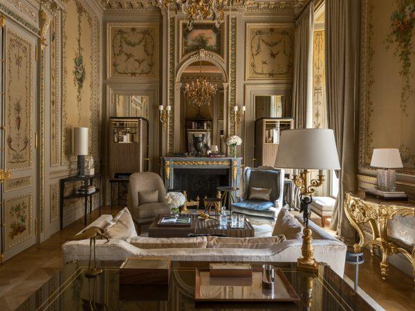 Rosewood De Crillon Paris Suite Duc de Crillon