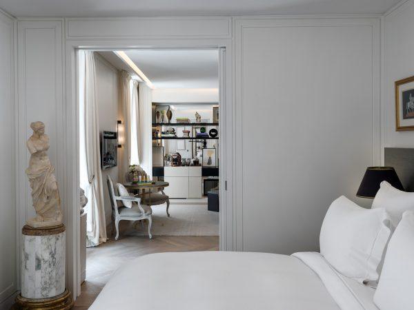 Rosewood De Crillon Paris Suite Jardin