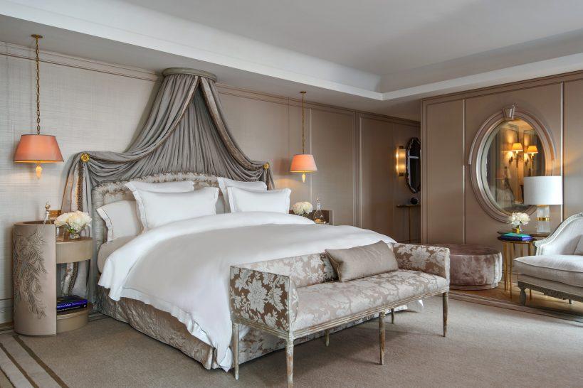 Rosewood De Crillon Paris Suite Marie Antoinette