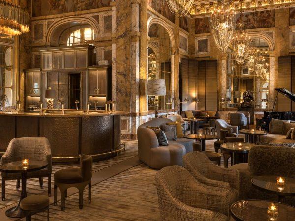 Rosewood Hotel de Crillon lobby