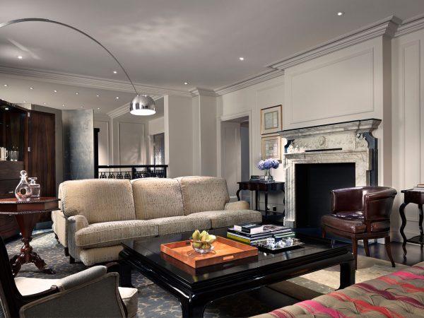 Rosewood London Cupola Suite