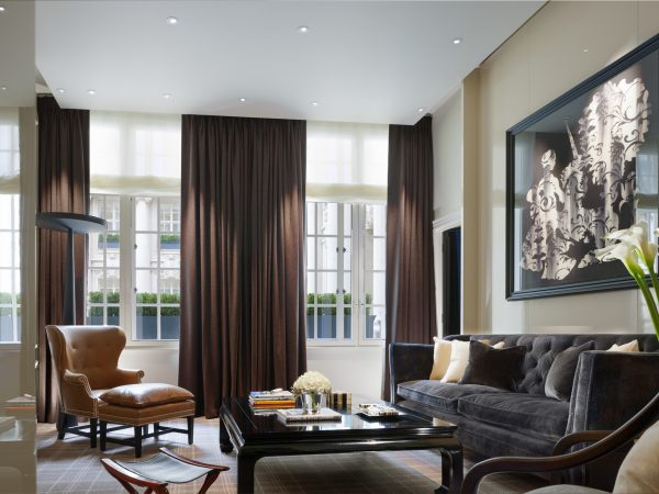 Rosewood London Deluxe Suite