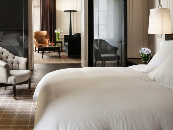 Rosewood London Dome suite
