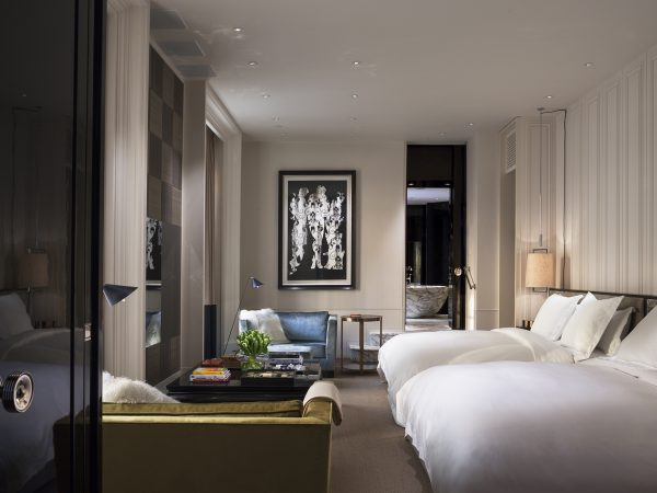 Rosewood London Family Room