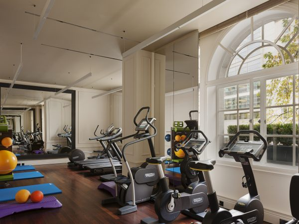 Rosewood London gym