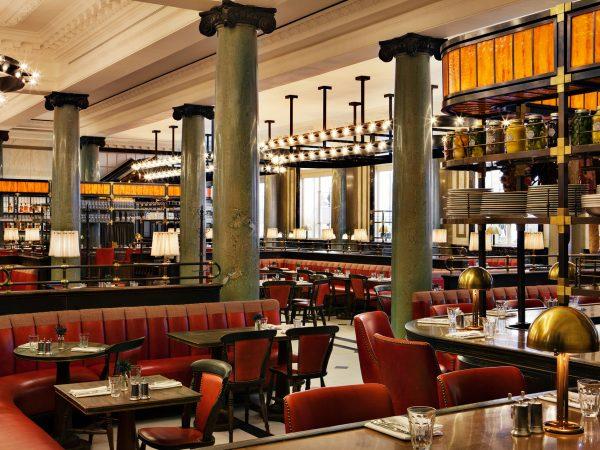 Rosewood London Holborn Dining Room
